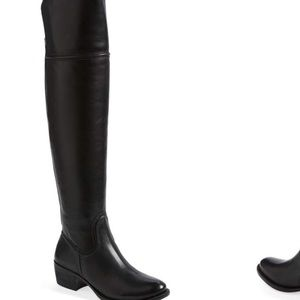 Vince camuto baldwin over the knee boots size 10